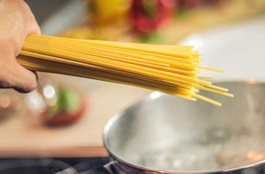 Como cozinhar massa perfeitamente