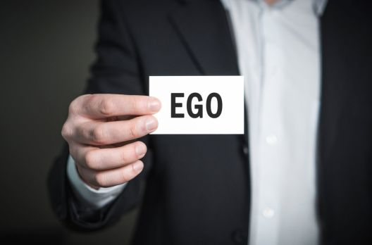 Ego na sua rotina