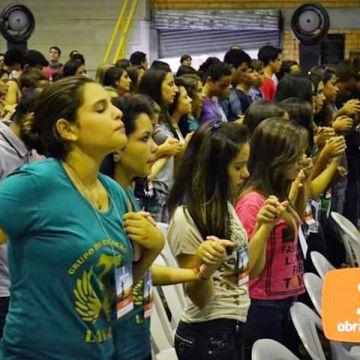 Retiro de verão reunirá jovens católicos