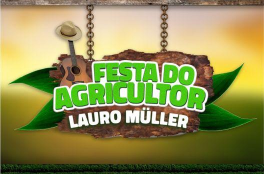 Festa do Agricultor em Lauro Müller