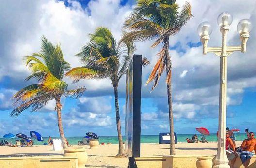 A despojada Miami