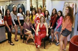 Monalisa Modas promove coquetel fashion para as Debutantes 2019 do Grêmio Fronteira