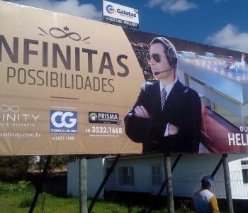 Araranguá: Empresa Aspekto assina campanha do Infinity Business
