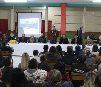 Araranguá: Audiência Pública na Barranca bem-sucedida