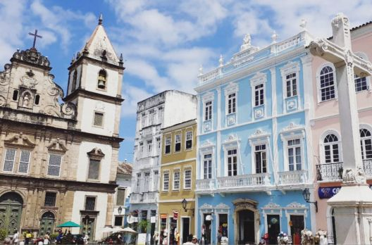 'Oxente' Bem vindo a Salvador!!!!