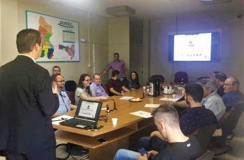 Iparque apresenta propostas de Planos de Mobilidade Urbana para municípios da AMREC