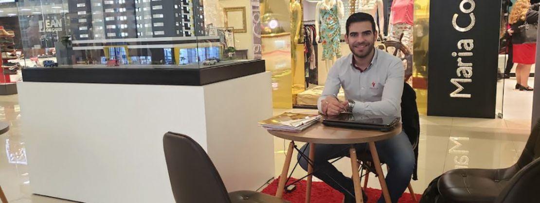 Projetar Imóveis apresenta novo empreendimento da Carlessi no Center Shopping