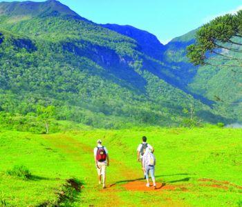 Dia de Geoparque vai levar moradores e visitantes até o Morro do Carasal, em Jacinto Machado