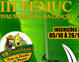 XIII Femuc - Festival Municipal da Canção