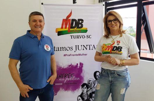Pisca e Luci são eleitos na convenção do MDB