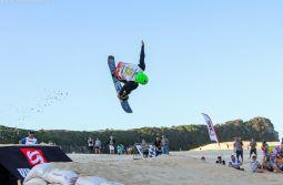Araranguá sediou 3ª Etapa Mundial de Sandboard