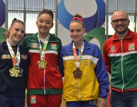 Jasc: Criciúma conquista medalhas e classificações