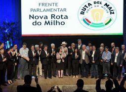 Importação de milho do Paraguai ganha apoio de lideranças