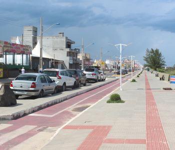 Lançado edital de concorrência dos pontos comerciais da Beira-mar