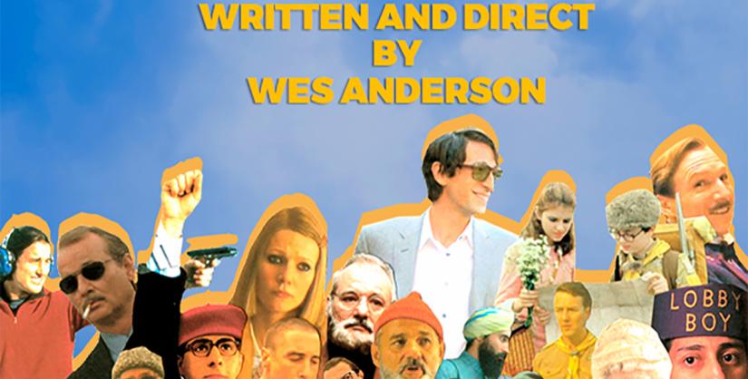 A mágica por trás dos filmes de Wes Anderson