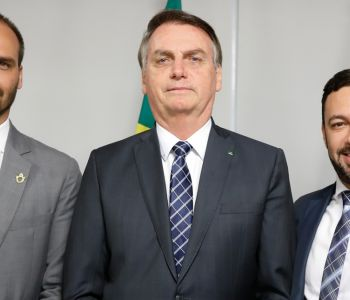 """Daniel Freitas migrará para """"Aliança pelo Brasil"""