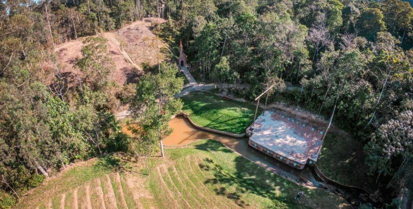 Aguaí Santuário Ecológico inaugura novos atrativos turísticos