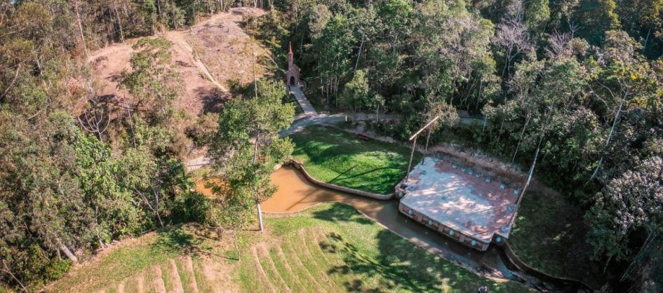 Aguaí Santuário Ecológico inaugura novos atrativos turí...