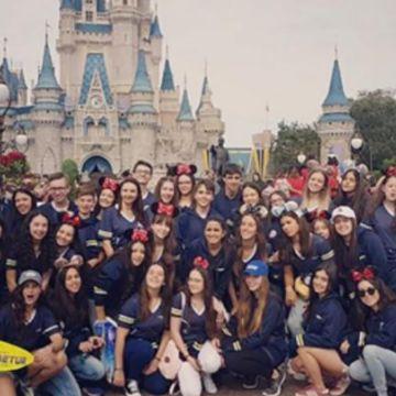 Grupo Disney Julho 2021