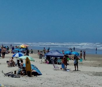 Arroio do Silva registra grande movimento de turistas neste feriadão