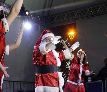 Natal dos Sonhos de Criciúma inicia na noite desta segunda-feira