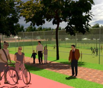 Projeto de revitalização do Campo União será apresentado nesta terça-feira em Forquilhinha