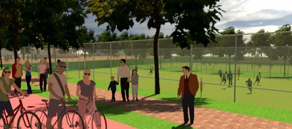 Projeto de revitalização do Campo União será apresentad...