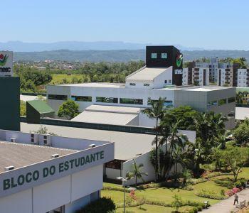 RUF 2019: Unesc segue na frente em pesquisa e Internacionalização em Santa Catarina
