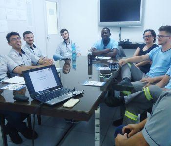 CIPA da Contato Internet participa de capacitação