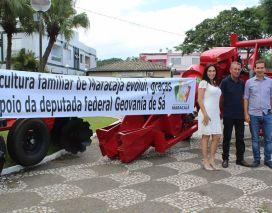 Frota agrícola de Maracajá recebe reforços