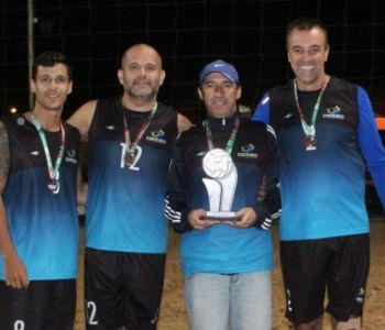 Final do Campeonato de Vôlei de Praia 4 x 4 agitou o Morro dos Conventos