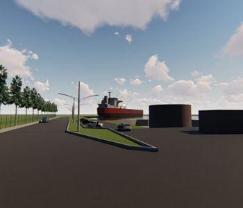 Porto de Imbituba receberá investimentos em iluminação e rede elétrica