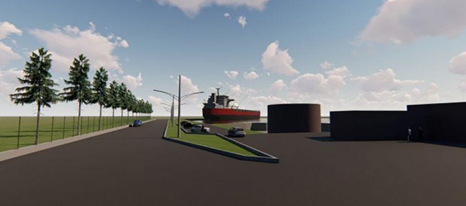 Porto de Imbituba receberá investimentos em iluminação e...