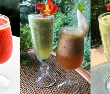 Confira os benefícios dos sucos funcionais e três receitas exclusivas Kurotel