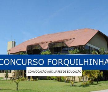 Auxiliares de Educação classificados no concurso devem se apresentar nesta quarta-feira em Forquilhinha