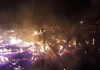 Idosa morre carbonizada em incêndio na própria casa em SC