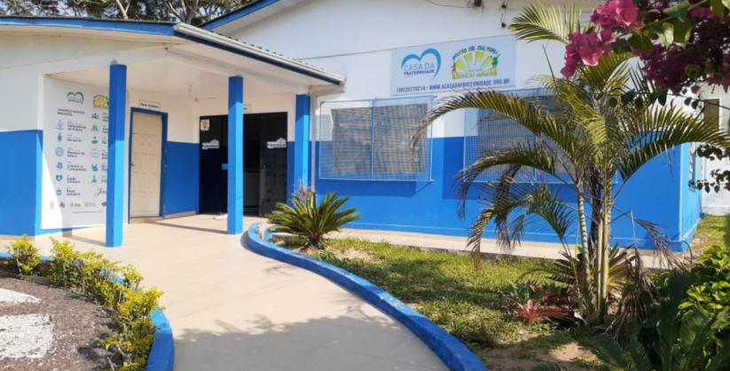 Casa da Fraternidade de Araranguá é contemplada com o Criança Esperança