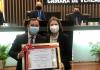 Câmara entrega título de cidadã araranguaense para Irmã Erinita