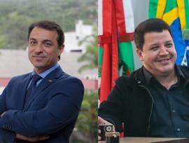 Prefeito de Praia Grande declara apoio aberto a Carlos Moisés