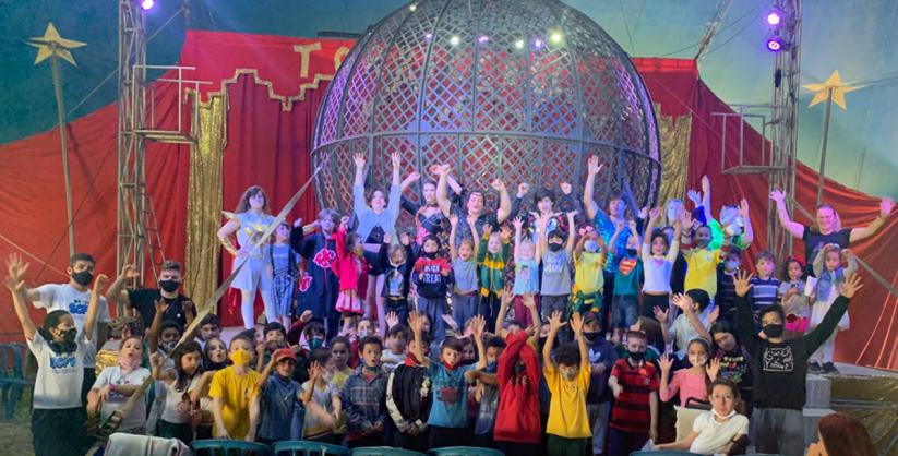 Assistência Social de Maracajá leva crianças assistidas pelo SCFV ao Circo