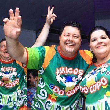 Grêmio Fronteira se prepara para carnaval Confete e Serpentina