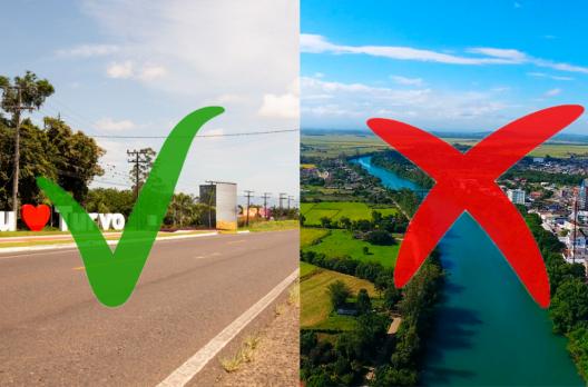 Turismo: Turvo é reconhecida nacionalmente e Araranguá fica de fora