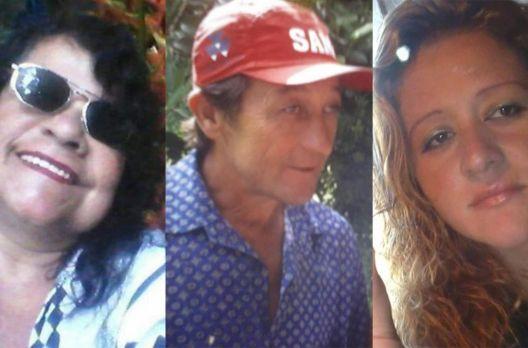 Identificadas vítimas de acidente com três mortes