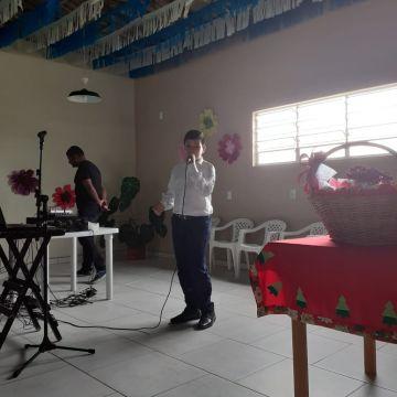 Gabriel Martins Santana e a sua vocação para a música
