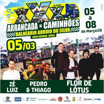 XXX Arrancada de Caminhões inicia nesta quinta, 05, e promete quatro dias de muita adrenalina