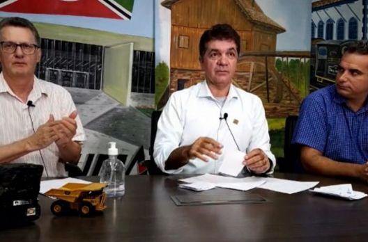 Efeitos do Coronavírus no governo de Criciúma