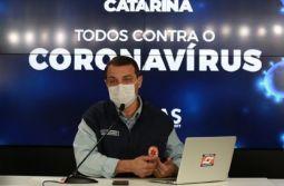 Governador Carlos Moisés sanciona lei que prevê uso de 90% do Fundo Estadual para compra...
