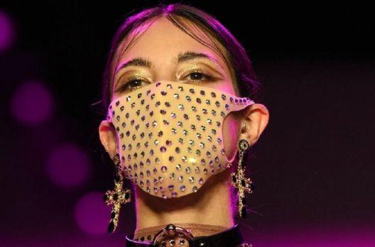 A Máscara na Moda