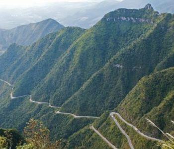 Recuperação dos pontos críticos na Serra do Rio do Rastro começa na próxima segunda