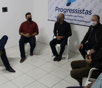 Eleições: PODE confirma aliança com o PP